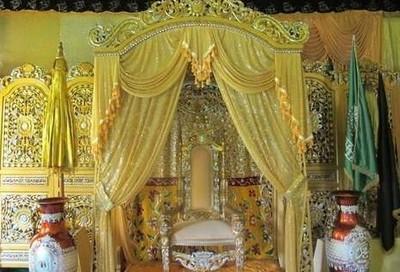 Istana Tertua di Kalimantan Barat Bertabur Berlian