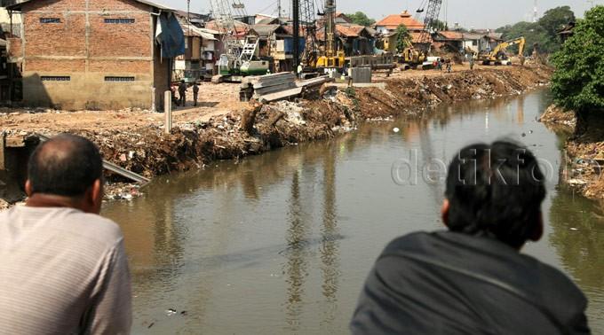 Sungai Ciliwung Akan Dijadikan Wisata Air
