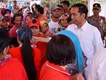 Jokowi Kembali Blusukan di Jakarta