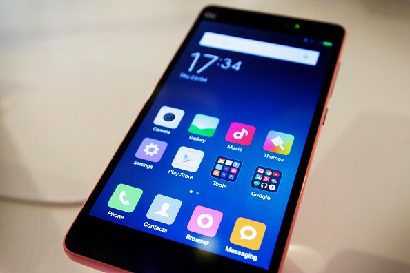 Ponsel Xiaomi (gettyimages)