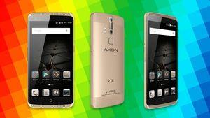 Axon Elite, Android Papan Atas ZTE