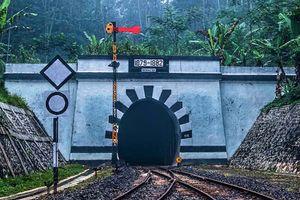 Sempat Mati, Terowongan Rel Kereta Tertua di RI Bangkit Lagi