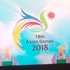 Logo Asian Games 2018 Resmi Diluncurkan