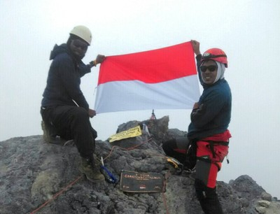 Hari ke-15: Klimaks! Saat detikcom Berdiri di Puncak Tertinggi Indonesia