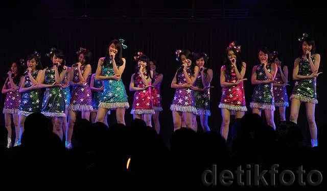 JKT48 Flashback Lewat 'Aturan Anti Cinta'