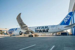 Keren Banget, Bakal Ada Pesawat Bertema Star Wars