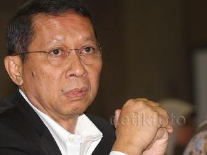 RJ Lino Raker dengan Panja Komisi VI