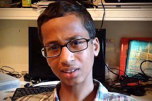 Ahmed, Remaja Muslim yang Hebohkan Silicon Valley
