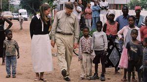 Tinggalkan Kemewahan, Bill Gates Gaul dengan Orang Miskin