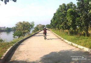 Kanal Banjir Timur Akan Jadi Destinasi Wisata Air di Jaktim