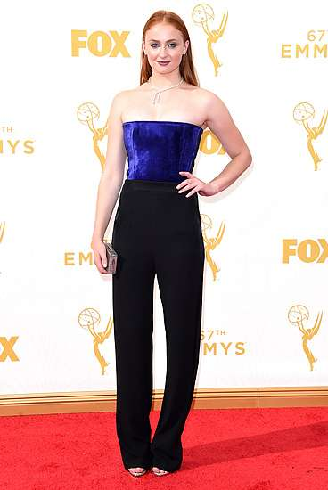 Mengintip Suasana Red Carpet Emmy Awards 2015 (2)