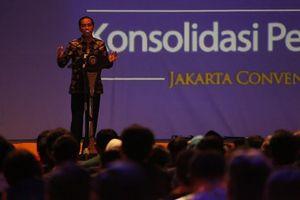 Jokowi: Banyak yang Bilang Saya Presiden Groundbreaking