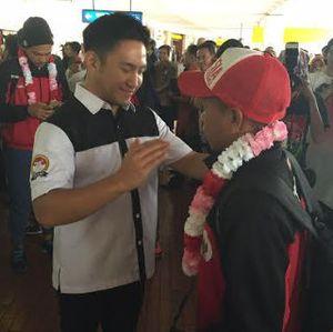 Tiba di Tanah Air, Tim HWC Indonesia Disambut Suka Cita