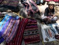 Hasil Kerajinan Suku Abui di Kampung Takpala