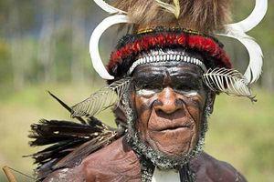 Kepala Suku Dani di Papua yang Bisa Menghentikan Hujan