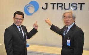 Bank J-Trust Tambah Modal Rp 400 M