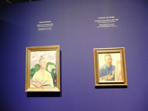 Kolaborasi Dua Pelukis Kenamaan Eropa di Van Gogh Museum, Amsterdam