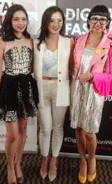 Digital Fashion Week, Fashion Show Berbasis Online Hadir di Jakarta