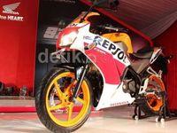 Memanjangkan Motor Honda CBR150R