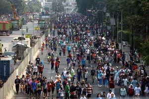 Ayo Hidup Sehat, Ini 6 Destinasi Lari di Jakarta