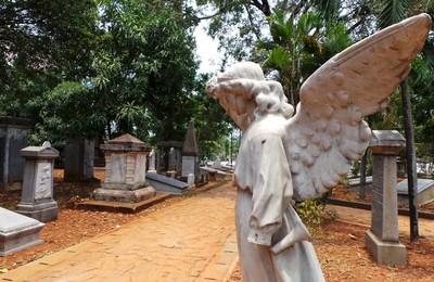 Pemakaman Modern Tertua Sedunia Ada di Jakarta