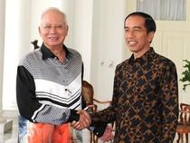 Presiden Jokowi Terima Kunjungan PM Malaysia