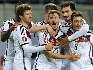 Jerman Lolos ke Putaran Final Piala Eropa 2016