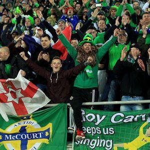 Romantisme Sepakbola Irlandia Utara dan Britania Raya
