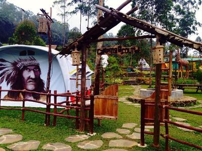 Weekend di Bandung Bareng Anak, Ajak Kemping di Sini