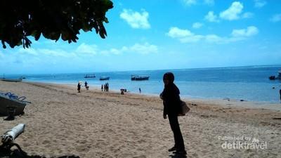 Pantai Sanur yang Juga Cantik di Bali