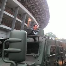 Ahok Janji Sulap Taman BMW Jadi Stadion Bola, Mirip Victoria Park