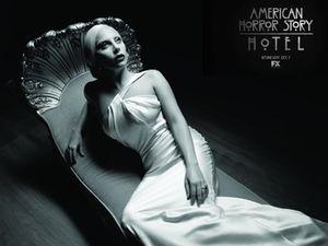 Intip Sisi Horor Lady Gaga di American Horror Story: Hotel