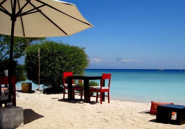 Lombok (Shafa/detikTravel)