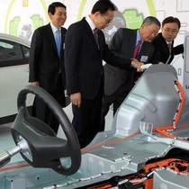 LG Terjun ke Bisnis Mobil Listrik