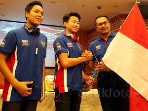 Ketum IMI Nanan Soekarna Lepas Pegokart RMC Indonesia