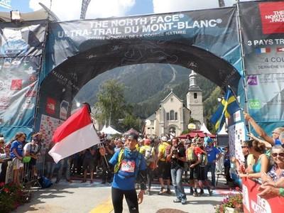 Hendra Wijaya, Berlari Sampai ke Ujung Dunia