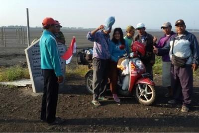 Shinta, Gadis Penyandang Disabilitas yang Keliling Indonesia
