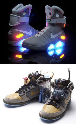 Selain Back to the Future, 7 Film Ini Juga Jadi Inspirasi Desain Sepatu