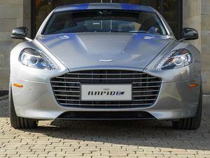 RapidE, Mobil Listrik Mewah dari Aston Martin