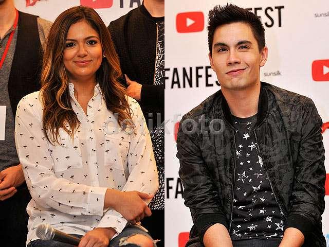 Bethany Mota dan Sam Tsui Ramaikan YouTube FanFest Jakarta