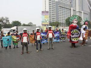 HOC Kampanyekan Keselamatan Berkendara dengan Budaya Betawi