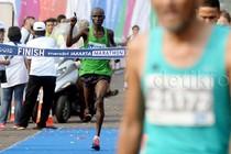 Diikuti 15 Ribu Peserta, Mandiri Jakarta Marathon 2015 Sukses!