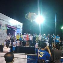 Dilepas Menteri Pariwisata, Jakarta Marathon 2015 Dimulai