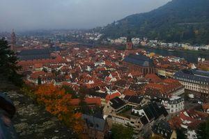 Heidelberg, Pesona Kastil dan Kota Tua Khas Jerman