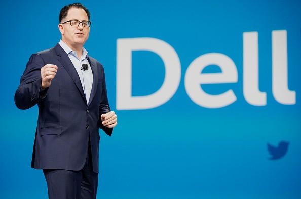 Michael Dell di Dell World 2015 (gettyimages)