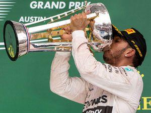 Lewis Hamilton Juara Dunia Formula 1 2015