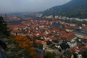 Pesona Kota Tua Khas Jerman di Heidelberg