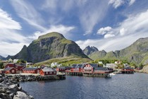 Desa yang Namanya Cuma Satu Huruf di Eropa
