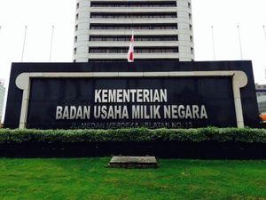 Hadiah Jokowi, Pegawai Kementerian BUMN Dapat Tunjangan Rp 1,96 Juta-Rp 26,32 Juta