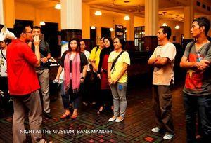 Hiii! Tur Malam-malam di Museum Jakarta
